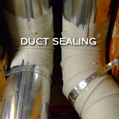 Heating Duct Sealing - Air Duct - Sunapee, New Hampshire