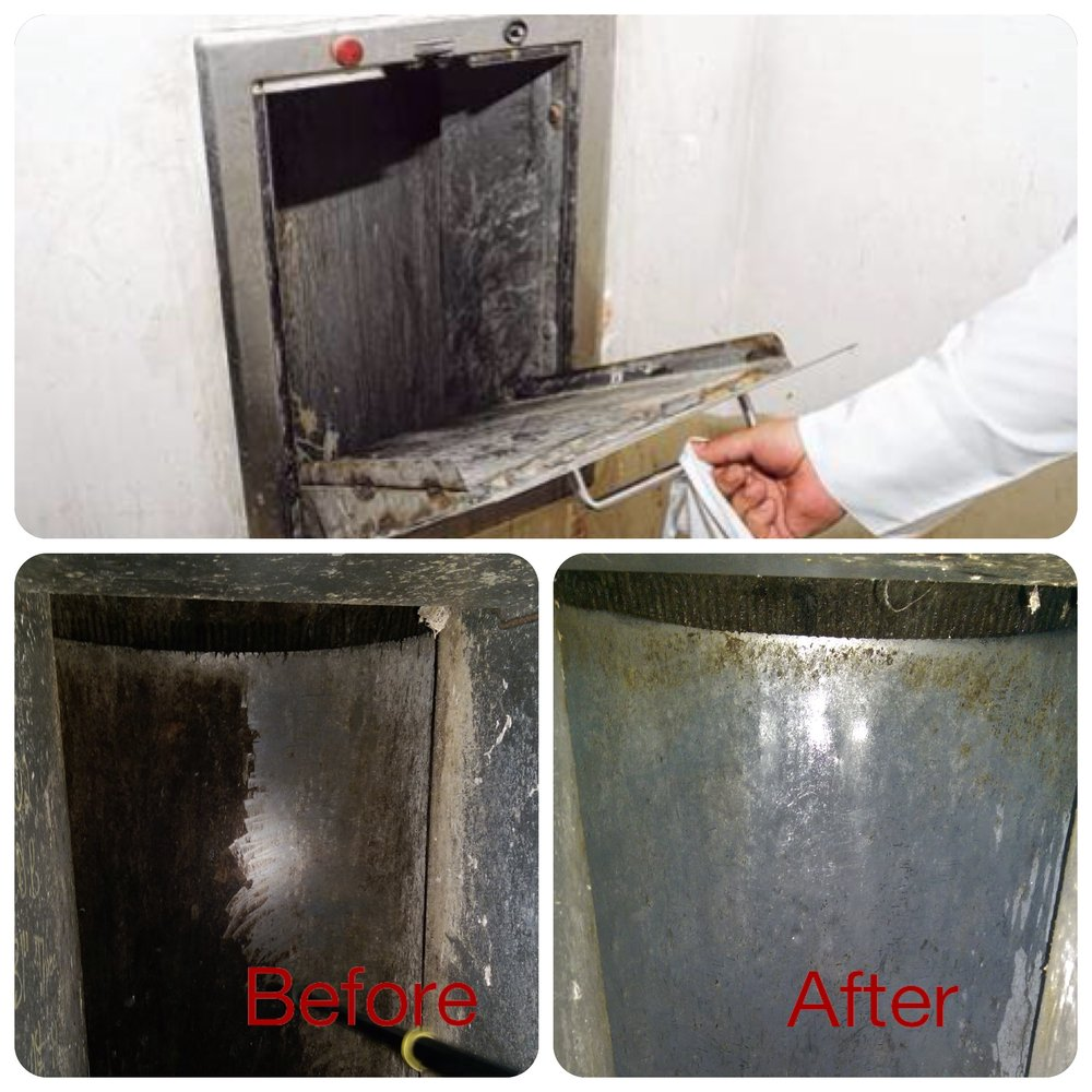 Trash Chute Cleaning - Air Duct Cleaning - Twin Falls County, Idaho